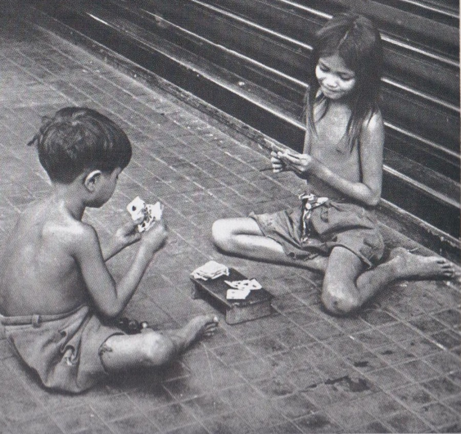 Saigon, Paul Almasy